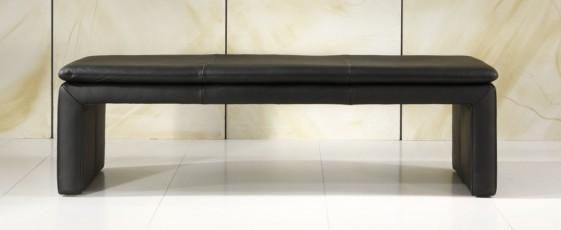 Banc en cuir ou tissu LoftSide 160 cm