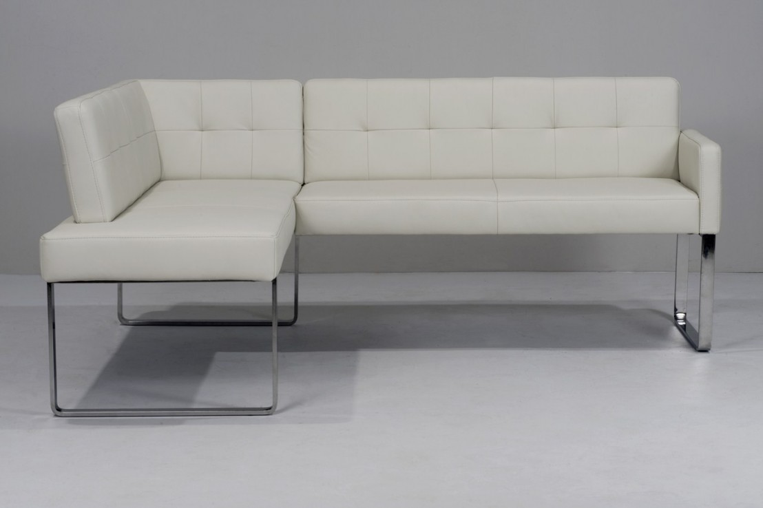 banquette d 39 angle diamonddining design 145 x 189cm cuir. Black Bedroom Furniture Sets. Home Design Ideas