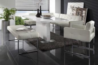 Banc contemporain & design DiamondDining 220 cm