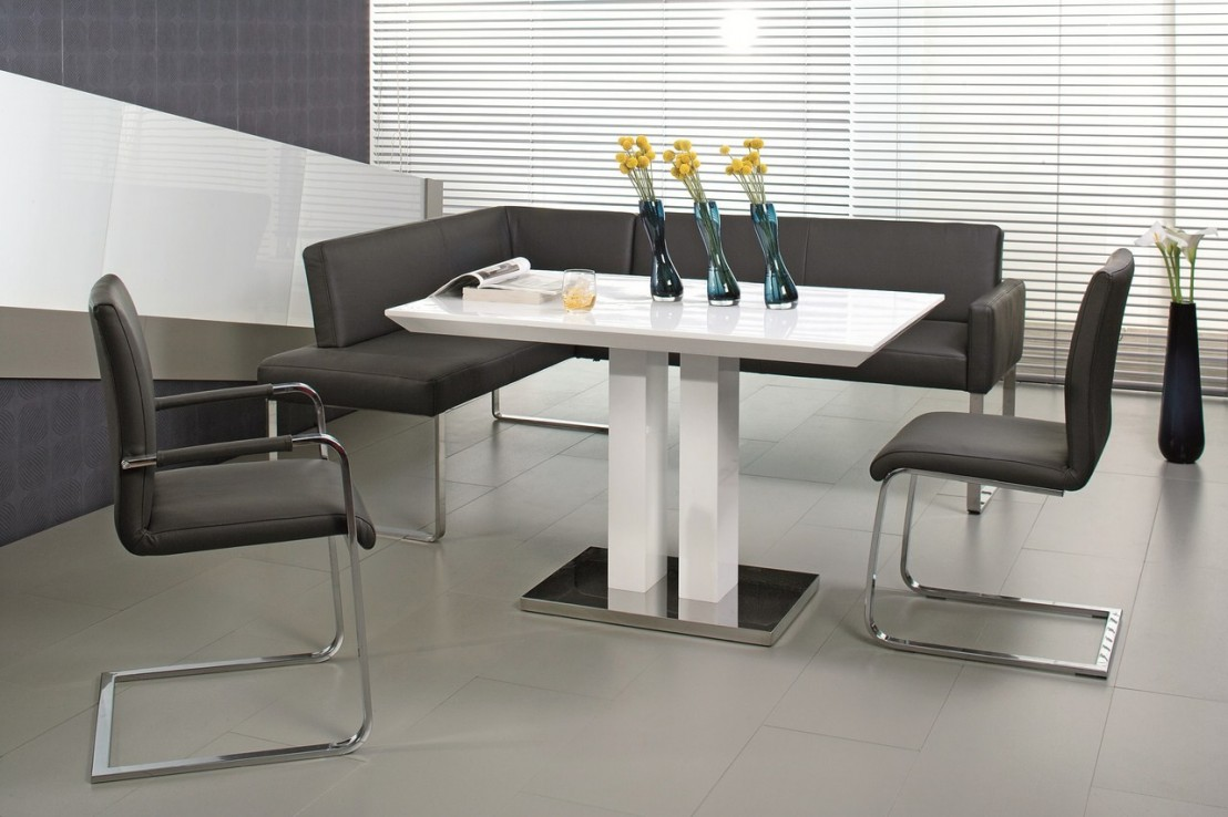 Puredining Banquette D 39 Angle Coin Repas 120 X 269 Cm