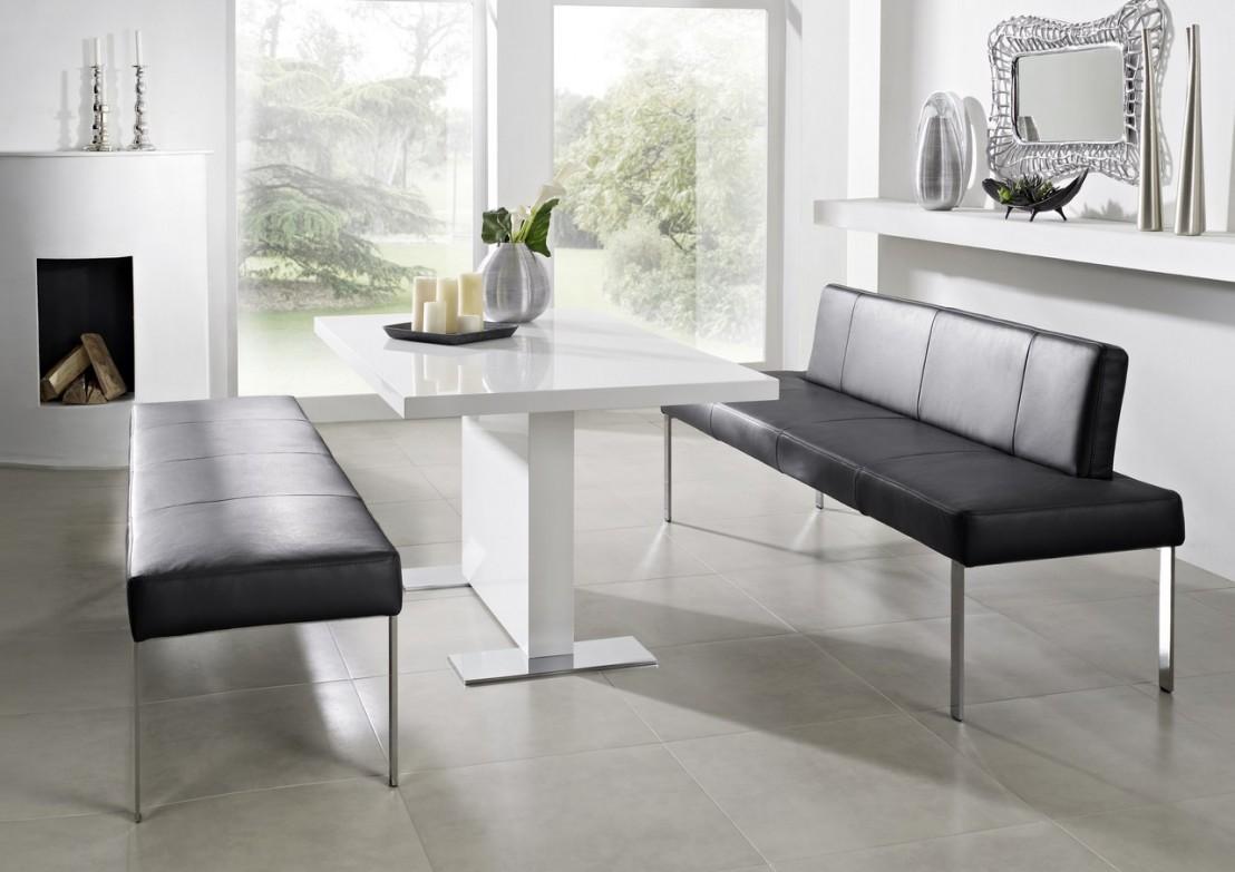 banquette puredining 170 cm design moderne. Black Bedroom Furniture Sets. Home Design Ideas