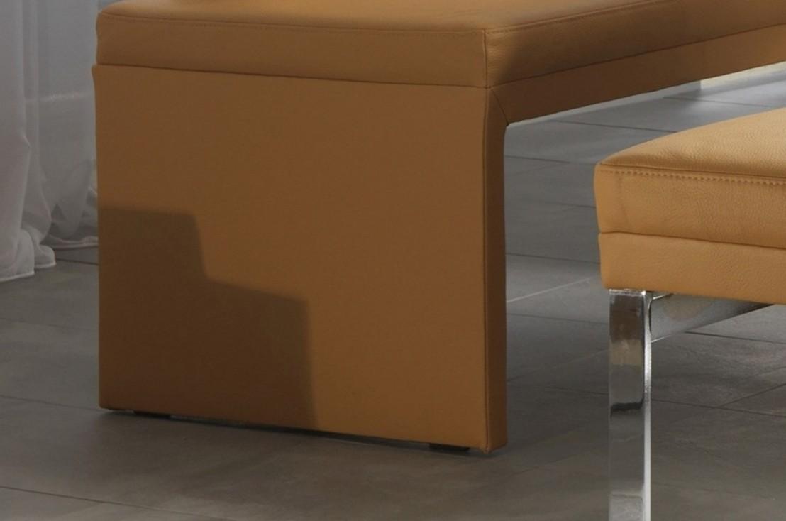 Banc dexter contemporain 165 cm en cuir ou tissu - Banc contemporain ...