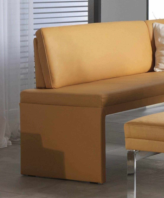 banquette d 39 angle dexter moderne cuir ou tissu 207 x 266 cm. Black Bedroom Furniture Sets. Home Design Ideas