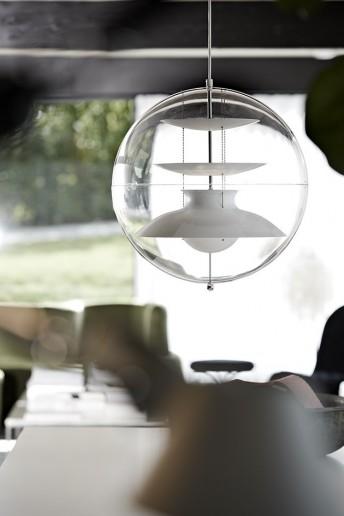 Suspension Sphère Verpan Panto diam. 50 cm