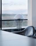 Lampe de table WIRE Verpan blanche