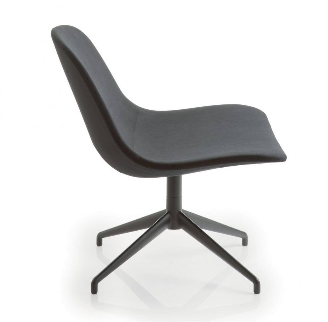 fauteuil llounge luxy design en cuir ou tissu livraison gratuite. Black Bedroom Furniture Sets. Home Design Ideas