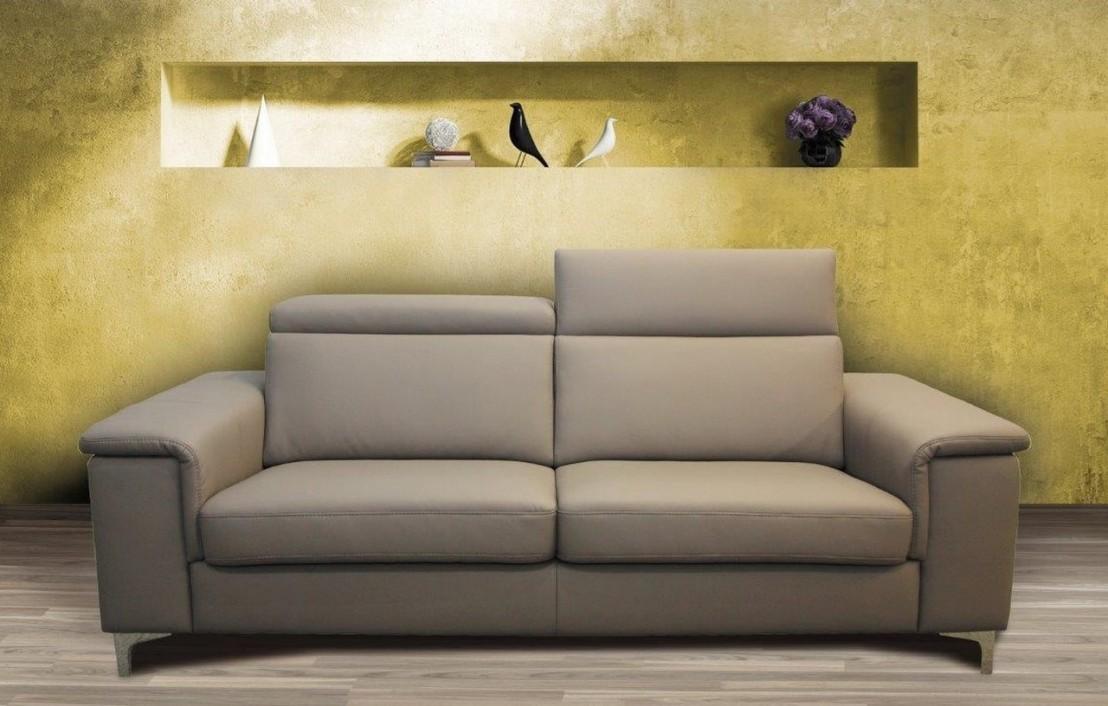 canap 3 places prix promo kayle cuir ou tissu livraison gratuite. Black Bedroom Furniture Sets. Home Design Ideas