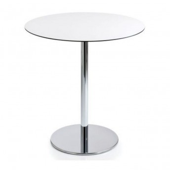 Table INCOLLECTION forme ronde finition INTONDO