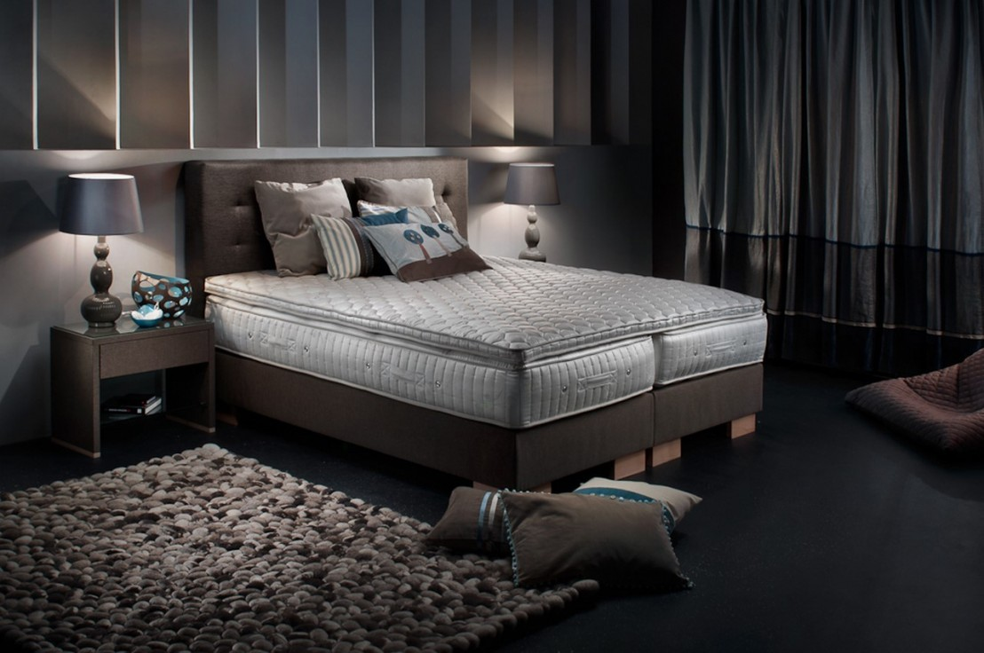 lit bio luxe complet sommier matelas vitalwood masterpiece t te de lit. Black Bedroom Furniture Sets. Home Design Ideas