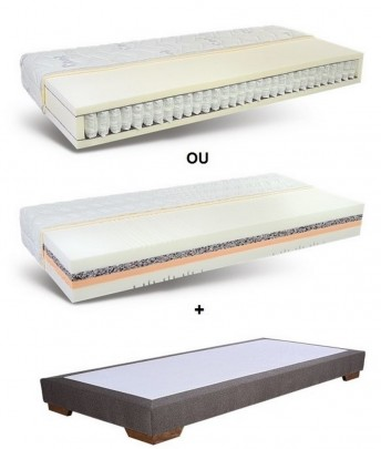 literie bio matelas sommier lit bio t te de lit tapiss e seanroyale. Black Bedroom Furniture Sets. Home Design Ideas