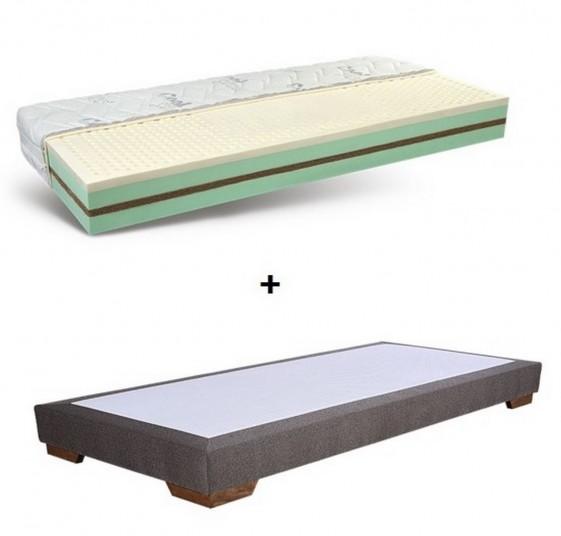 matelas bio vital natural sommier ergobox. Black Bedroom Furniture Sets. Home Design Ideas