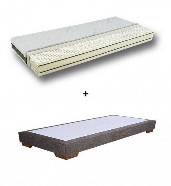 matelas bio fitness sommier livraison gratuite. Black Bedroom Furniture Sets. Home Design Ideas
