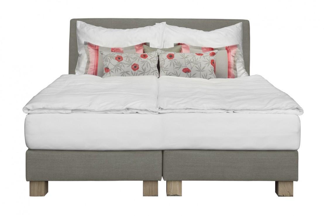 Lit biologique complet bow matelas sommier t te de lit haut de gamme - Sommier tete de lit ...