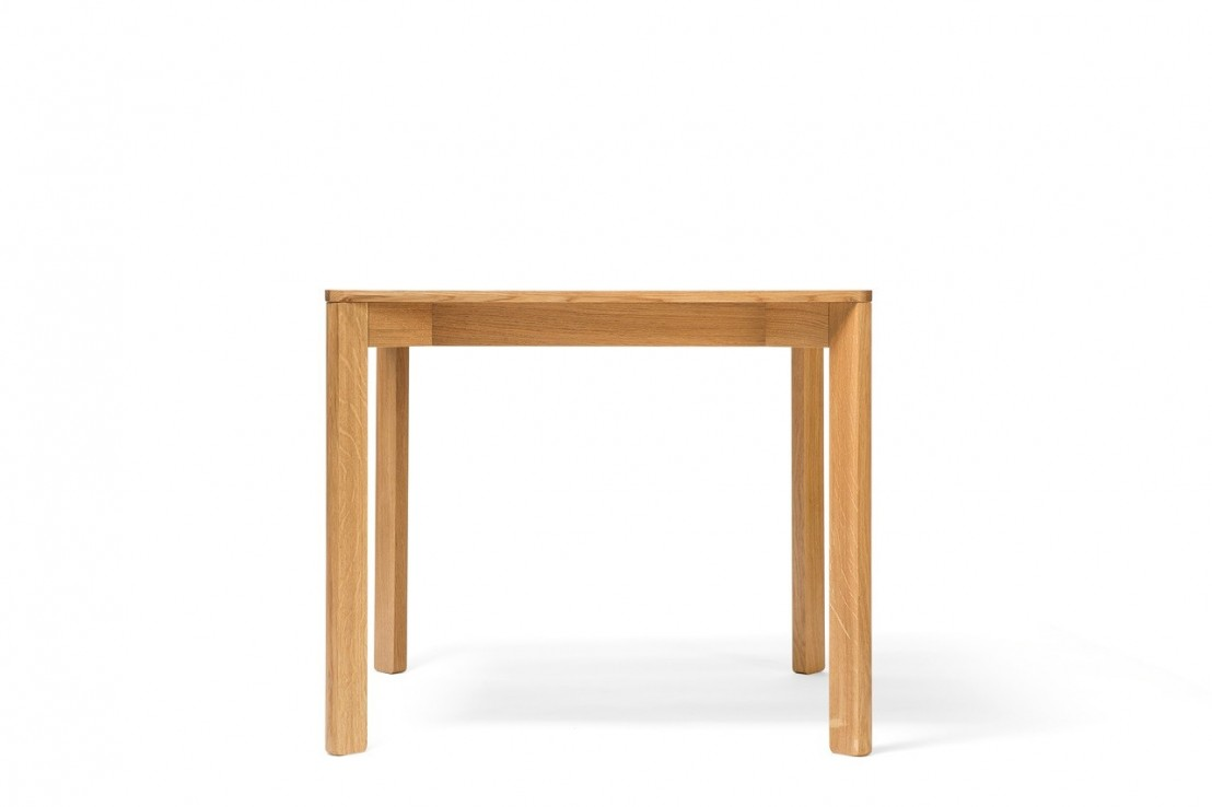 Table carre chene awesome table de sjour carre chne for Petite cuisine carree