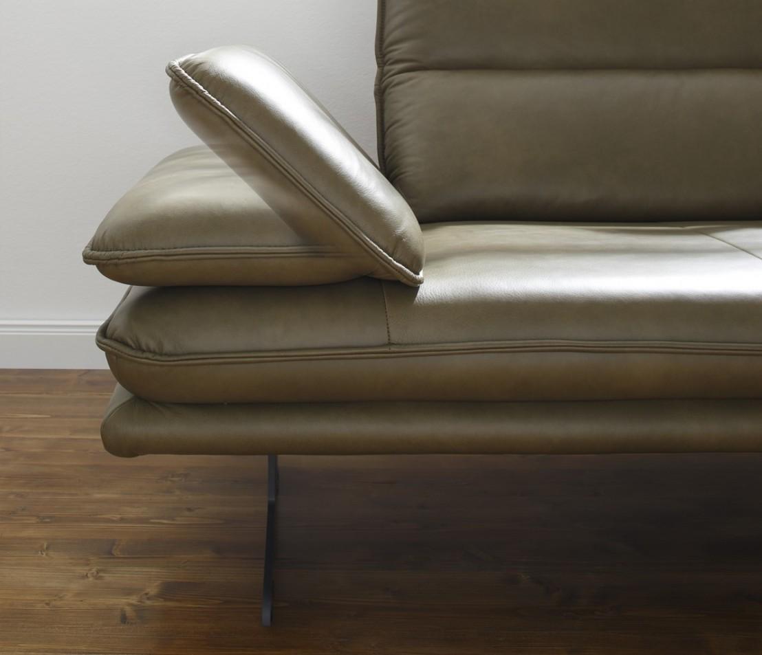 canap banc cuir ou tissu 2 places design a rien alwin c. Black Bedroom Furniture Sets. Home Design Ideas