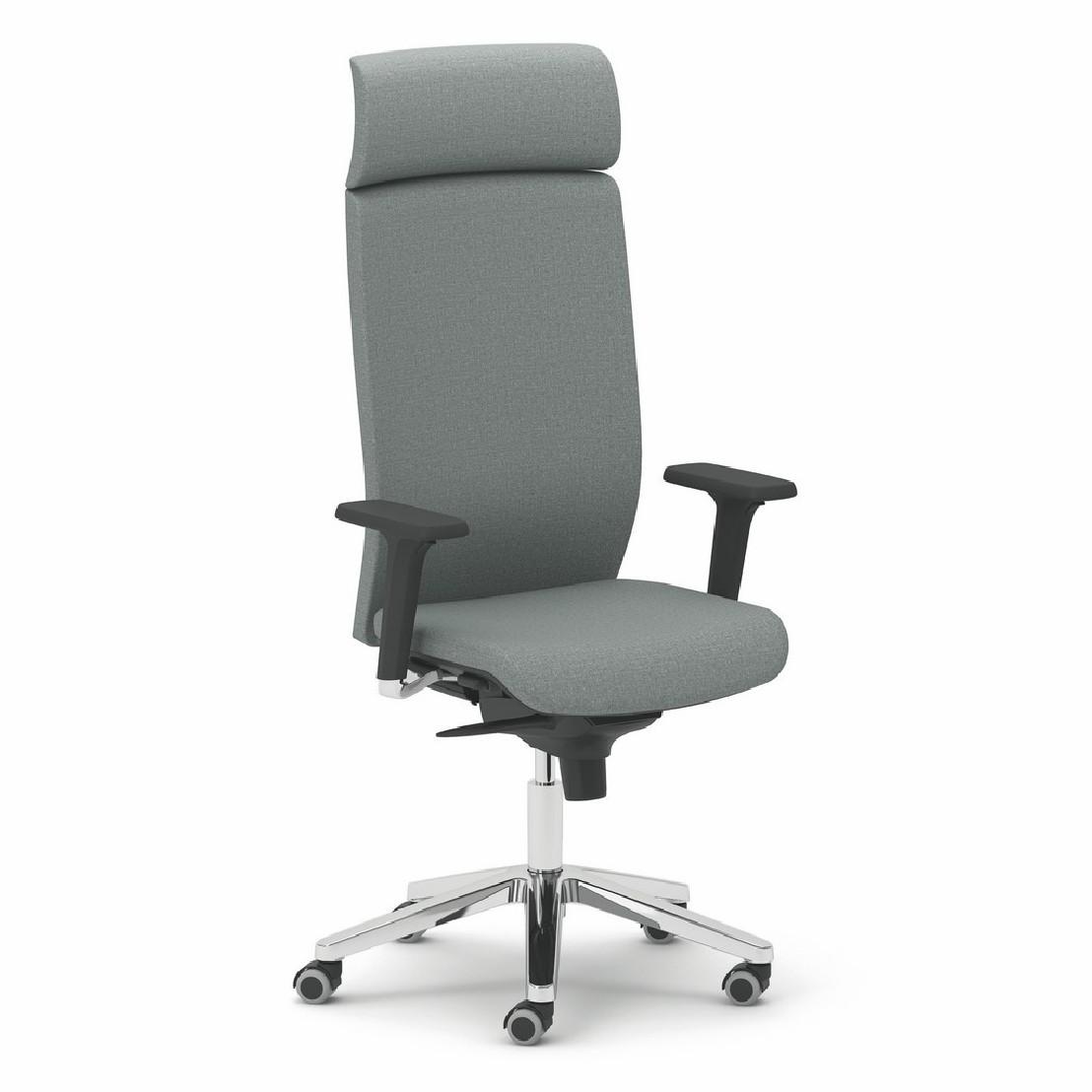 fauteuil de direction pour le bureau dossier haut office 485. Black Bedroom Furniture Sets. Home Design Ideas