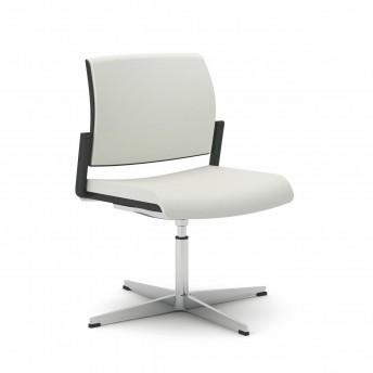 Chaise de bureau pivotante simple chaise bureau pivotante - Chaise de bureau reglable en hauteur sans roulette ...