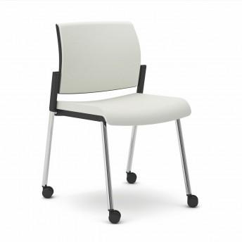 OFFICE 700 chaise de bureau ou réunion avec roulettes