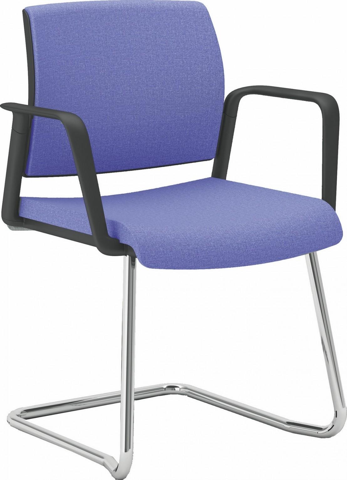 Chaise bureau pied u accoudoirs r union ou visiteur office 605 - Pied fauteuil de bureau ...