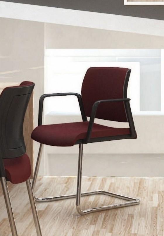 chaise de bureau avec accoudoir fauteuil chaise de bureau pour enfant avec accoudoirs en tissu. Black Bedroom Furniture Sets. Home Design Ideas
