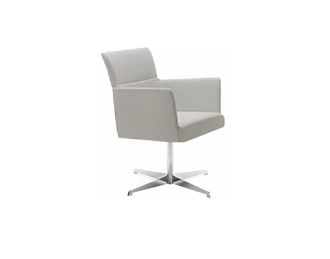 Petit fauteuil hagen de bureau pied pivotant seanroyale - Pied fauteuil de bureau ...