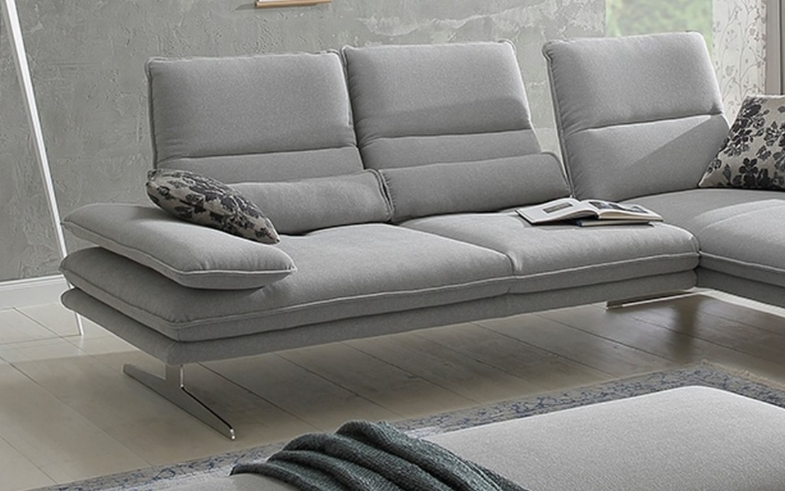 canap d 39 angle alwin c 3 5 places chaise longue assises r glables. Black Bedroom Furniture Sets. Home Design Ideas