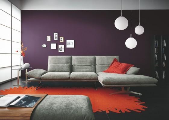 canap d angle design ad senso 3 places avec chaise longue. Black Bedroom Furniture Sets. Home Design Ideas