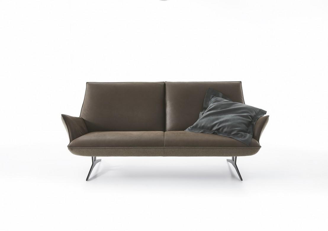 Nouveau canap design cuir tissu bi mati res ou bi - Canape design places ...