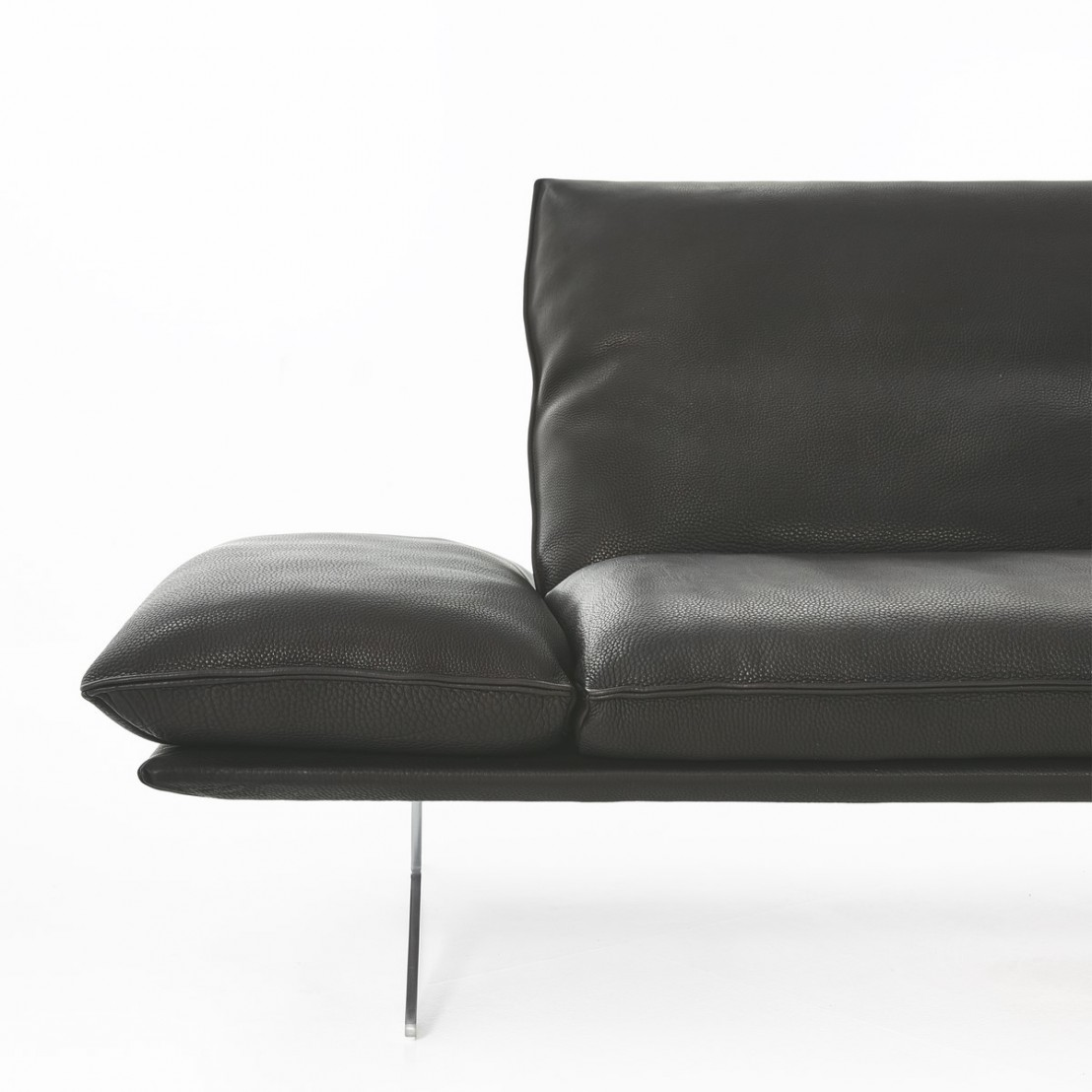 nouveau canape cuir pleine fleur de taureau design evans With canapé cuir taureau