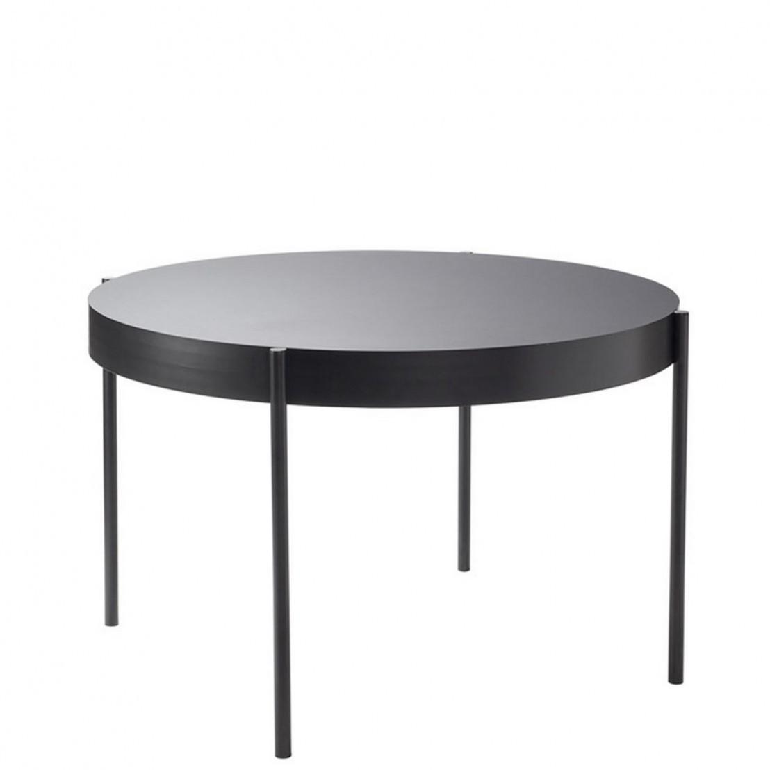table ronde series 430 diam tre 120 cm. Black Bedroom Furniture Sets. Home Design Ideas