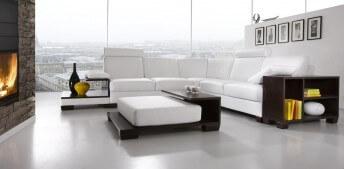 Canapé d'angle FitForMe : composition complète