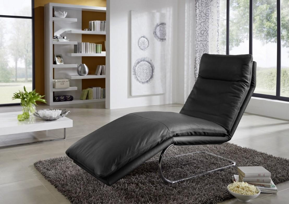 bodytouch chaise longue flexible en cuir 65 cm. Black Bedroom Furniture Sets. Home Design Ideas