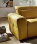 Canapé angle cuir KingKOOL 4 places