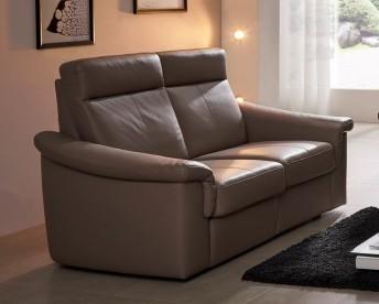 Petit canapé 2 places JohnJohn grand confort dossier haut