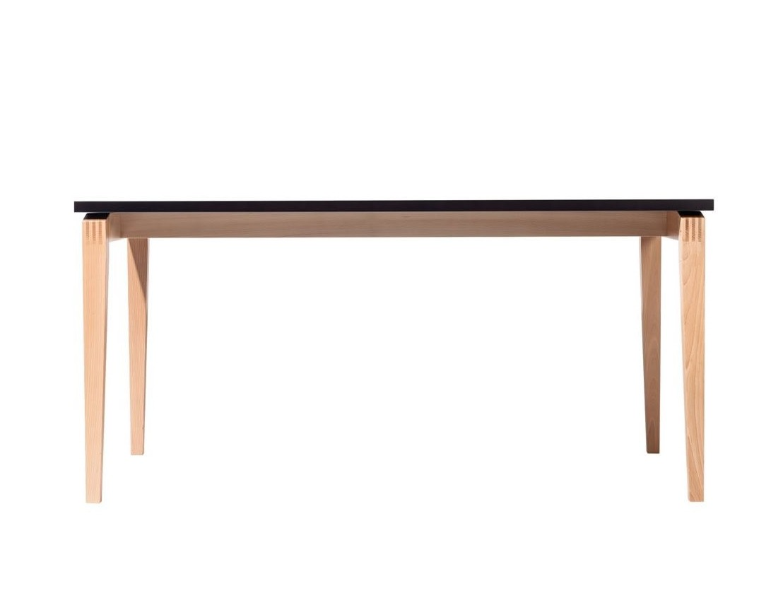 Grande table rectangulaire stockholm design en bois 90 x 200 cm - Grande table rectangulaire ...