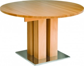 Table ronde fixe MackintoshDeal diamètre 120 cm