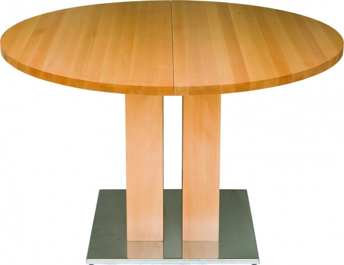 Table ronde 90 cm rallonge mackintoshdeal 90 cm for Table ronde 140 cm