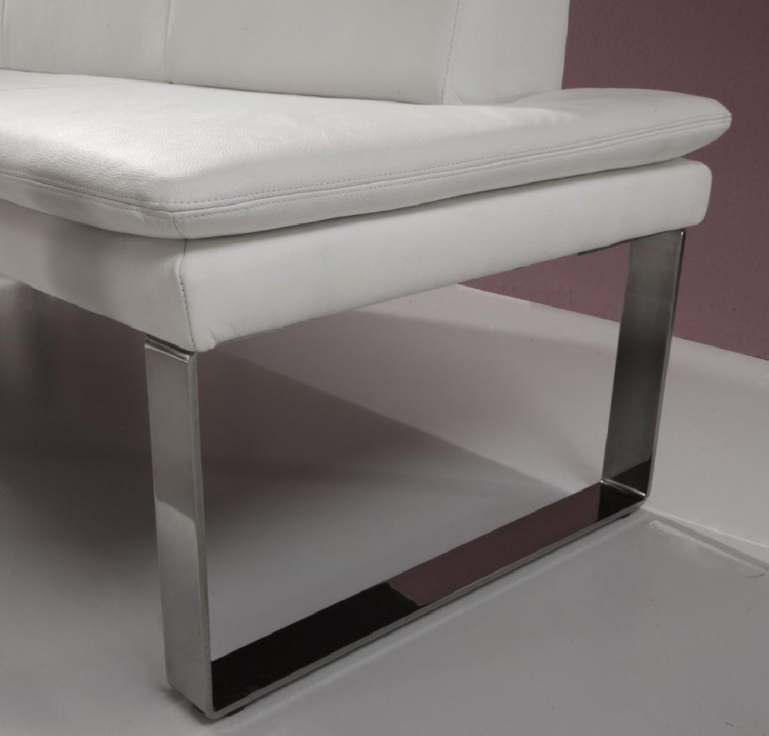 banquette en cuir softway 140 cm. Black Bedroom Furniture Sets. Home Design Ideas