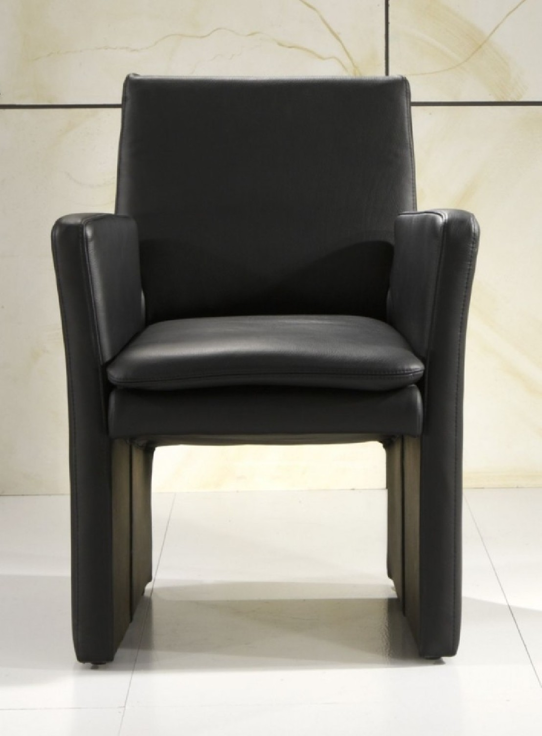 fauteuil en cuir loftside. Black Bedroom Furniture Sets. Home Design Ideas