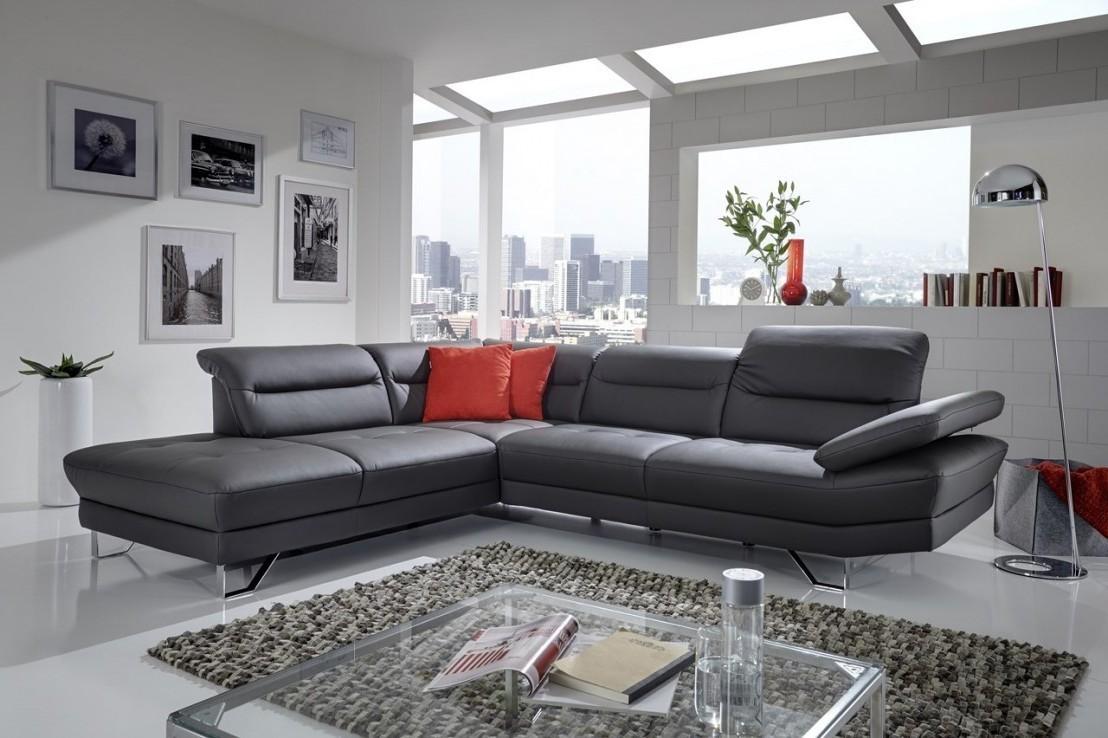 affec x canap d 39 angle design convertible 5 places. Black Bedroom Furniture Sets. Home Design Ideas