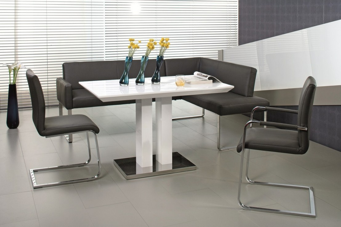 chaise design en cuir puredining. Black Bedroom Furniture Sets. Home Design Ideas
